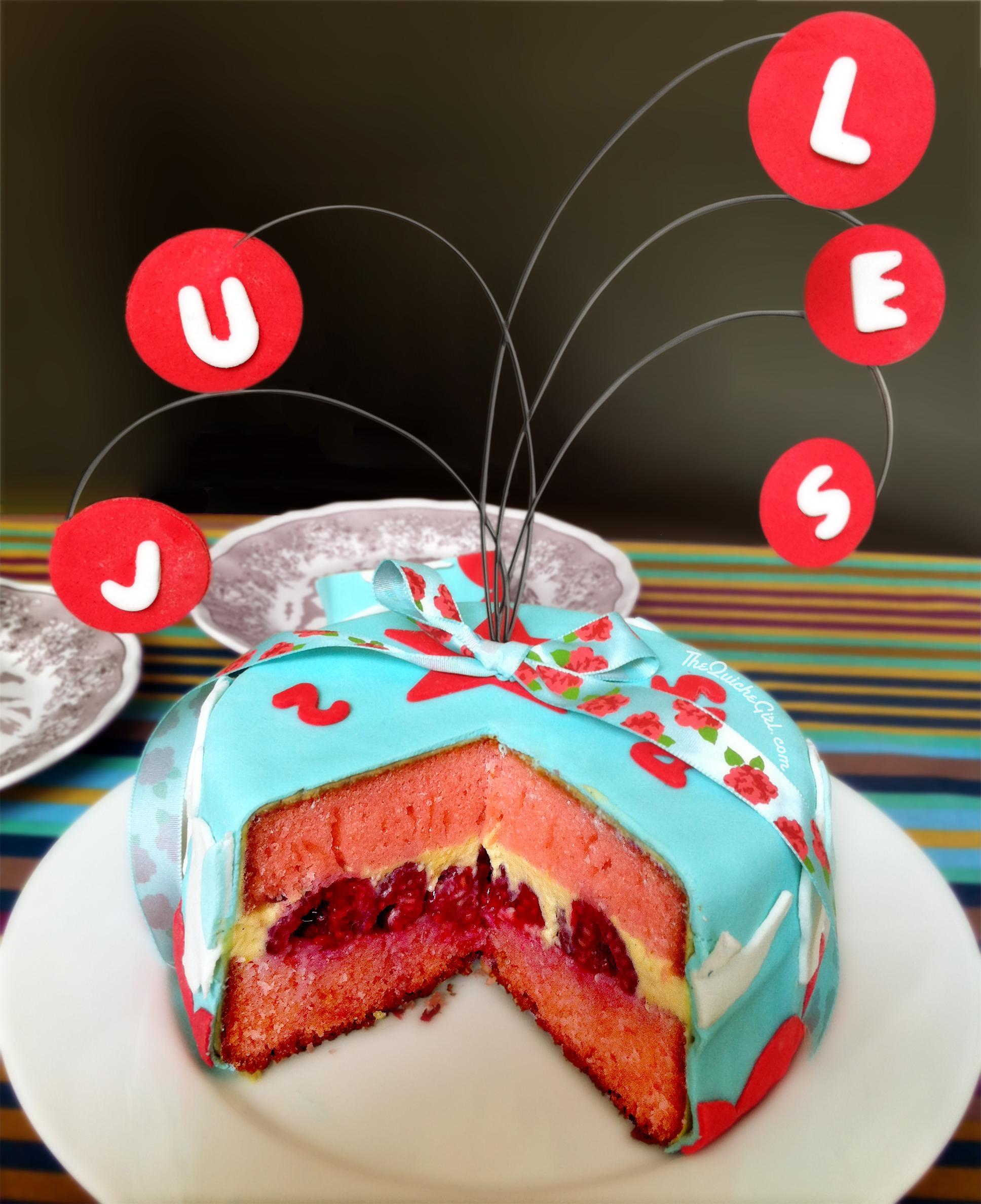 Connu Birthday Cake // La patrouille des éléphants | QuicheGirl XW52