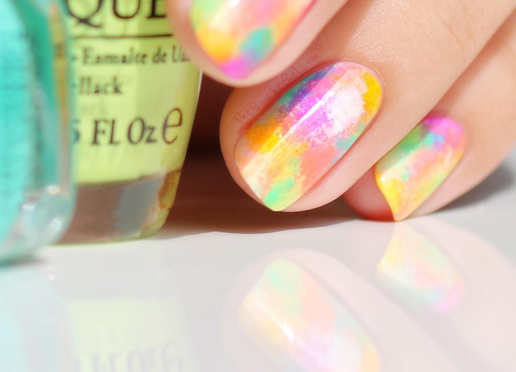 abstract, neon, macro, eponge, QuicheGirl