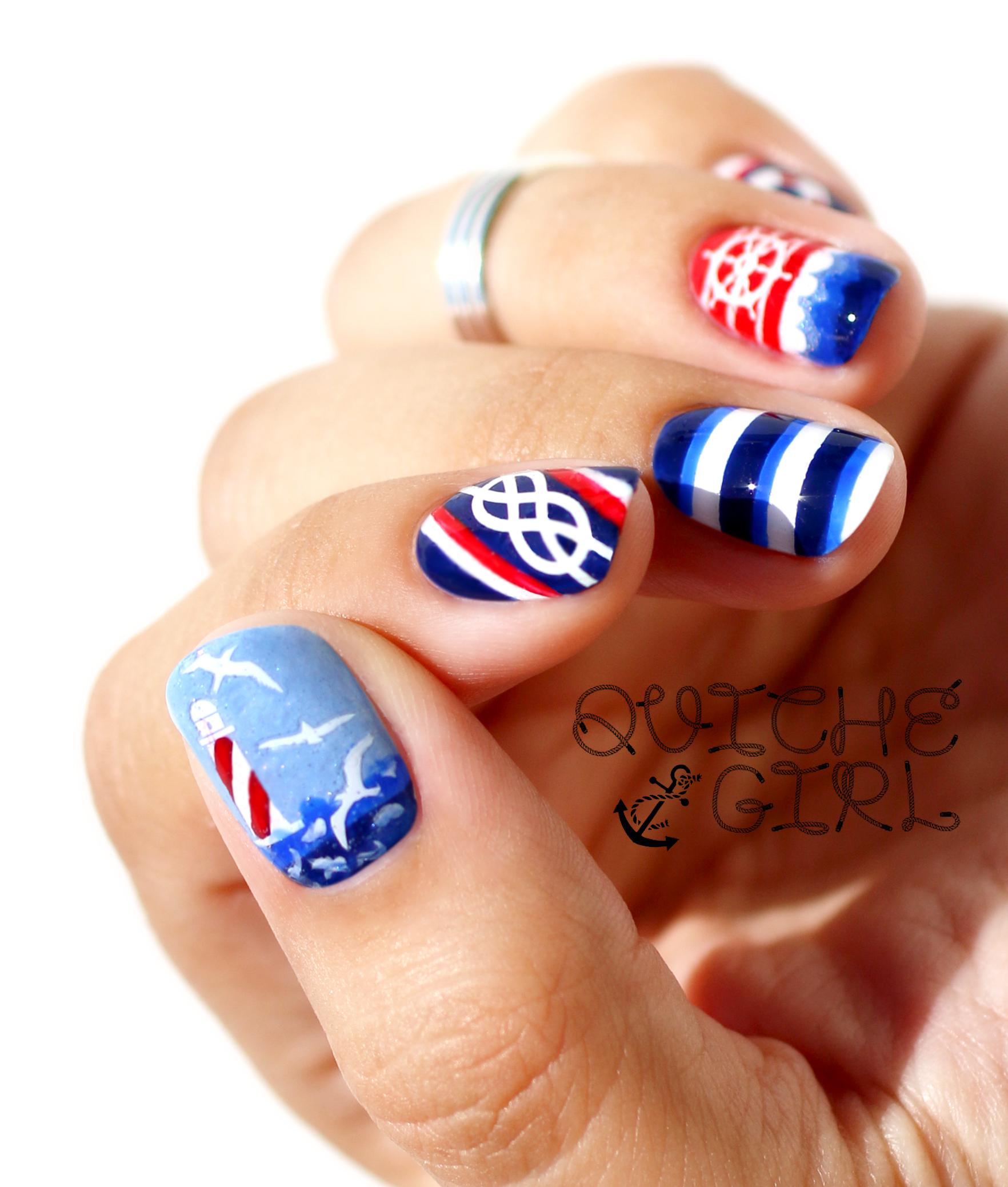 rare nail, marin, nailstorming, QuicheGirl
