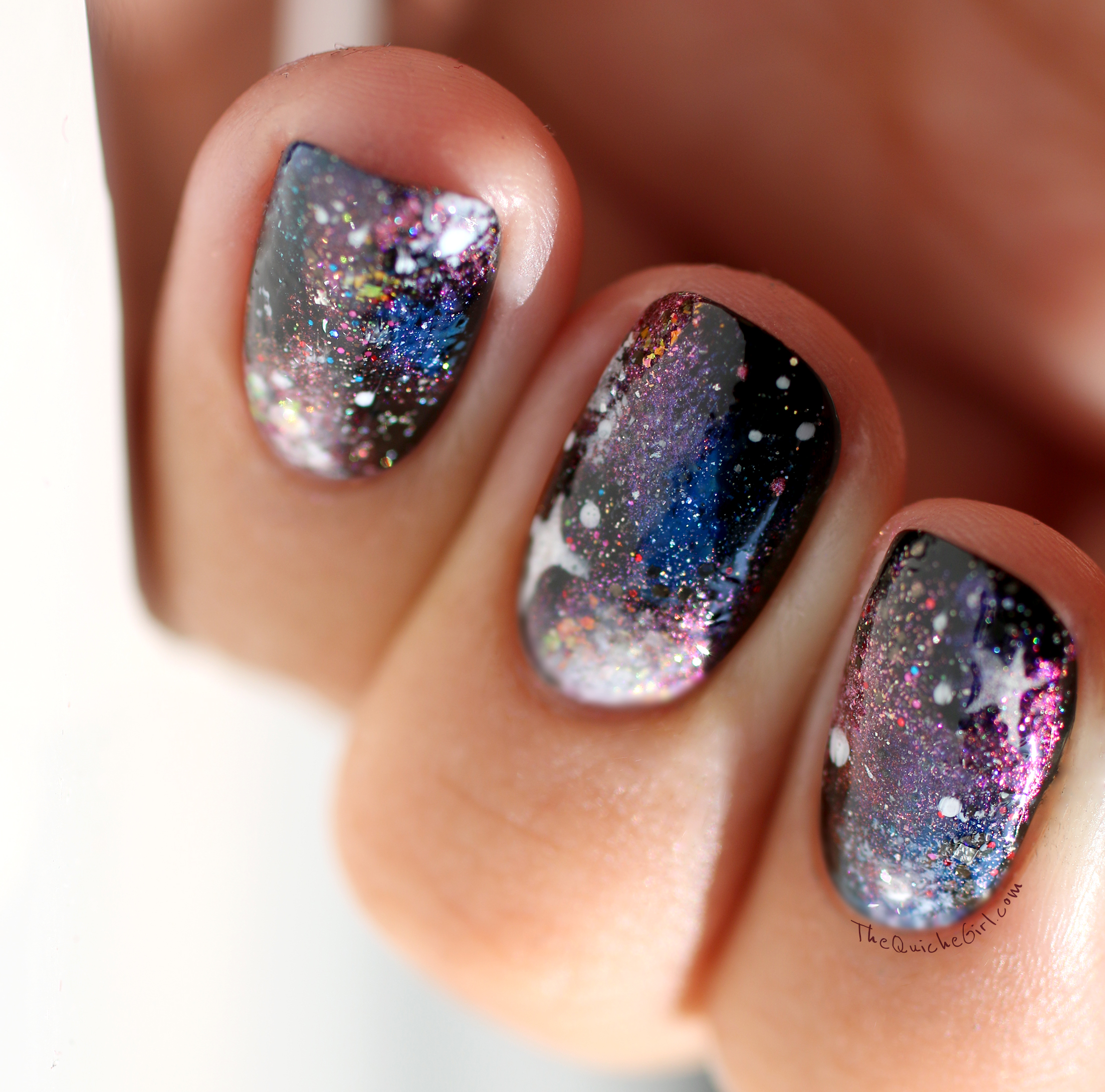 macro, galaxy, nailstorming, QuicheGirl