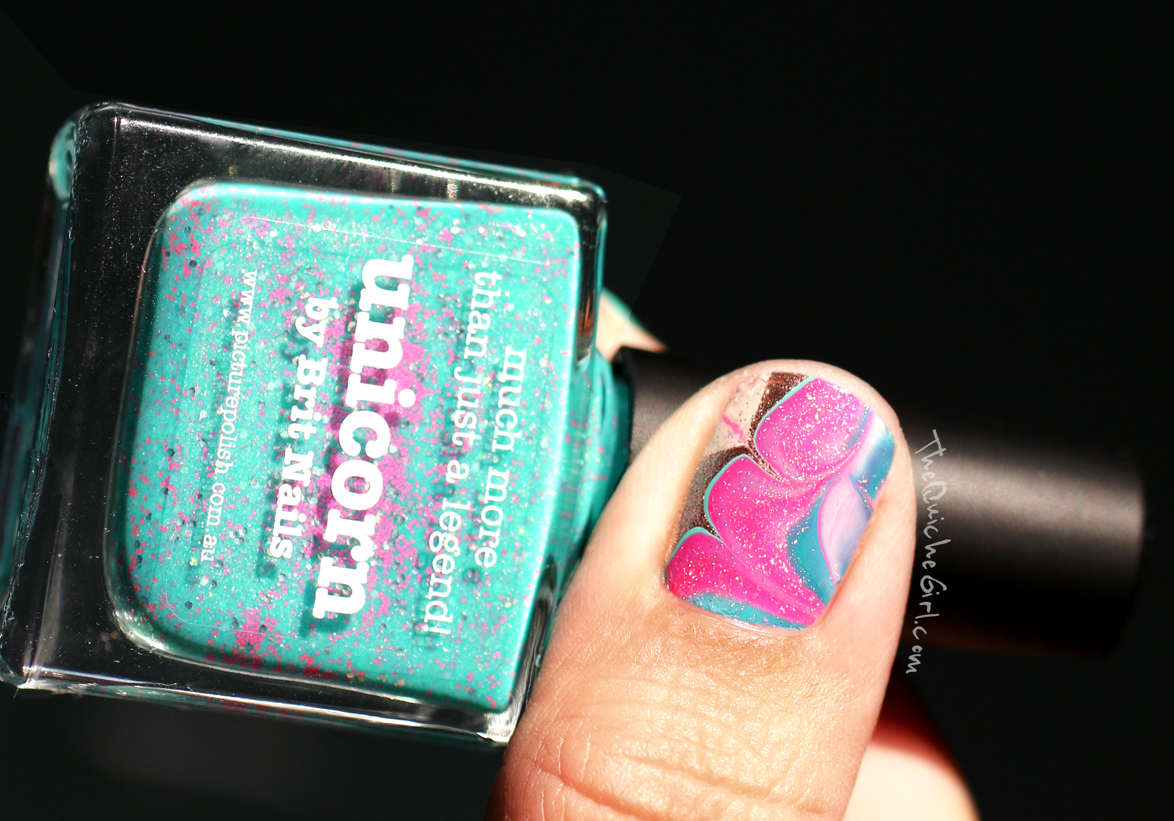 unicorn, packshot,pouce, watermarble, QuicheGirl