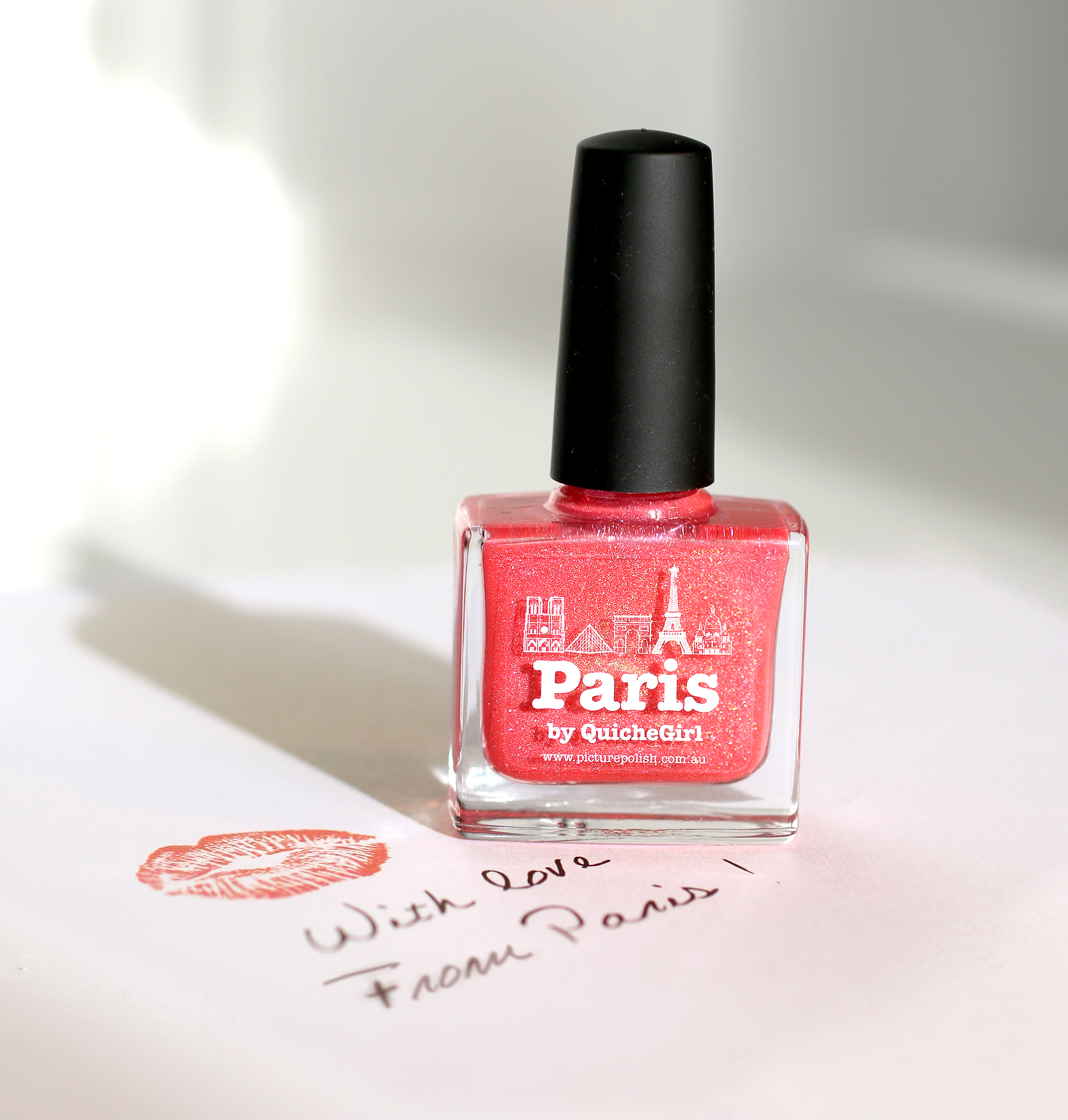packshot, Paris, Picture Polish, QuicheGirl