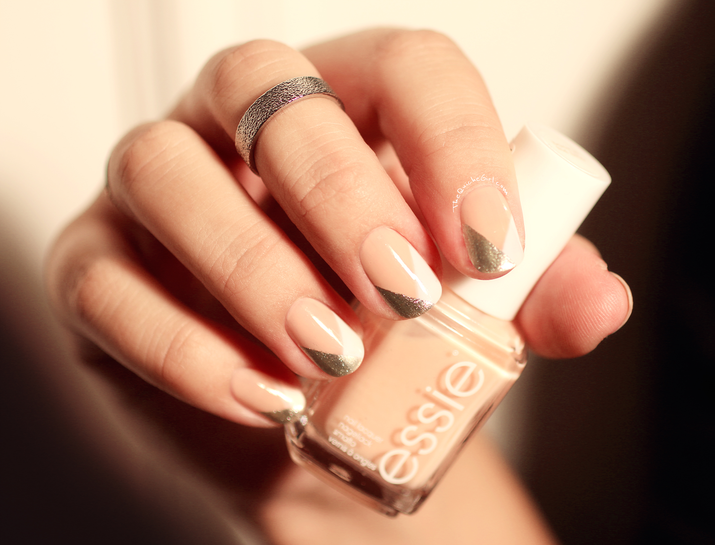 Essie, Noel, french, festives, 2014 QuicheGirl