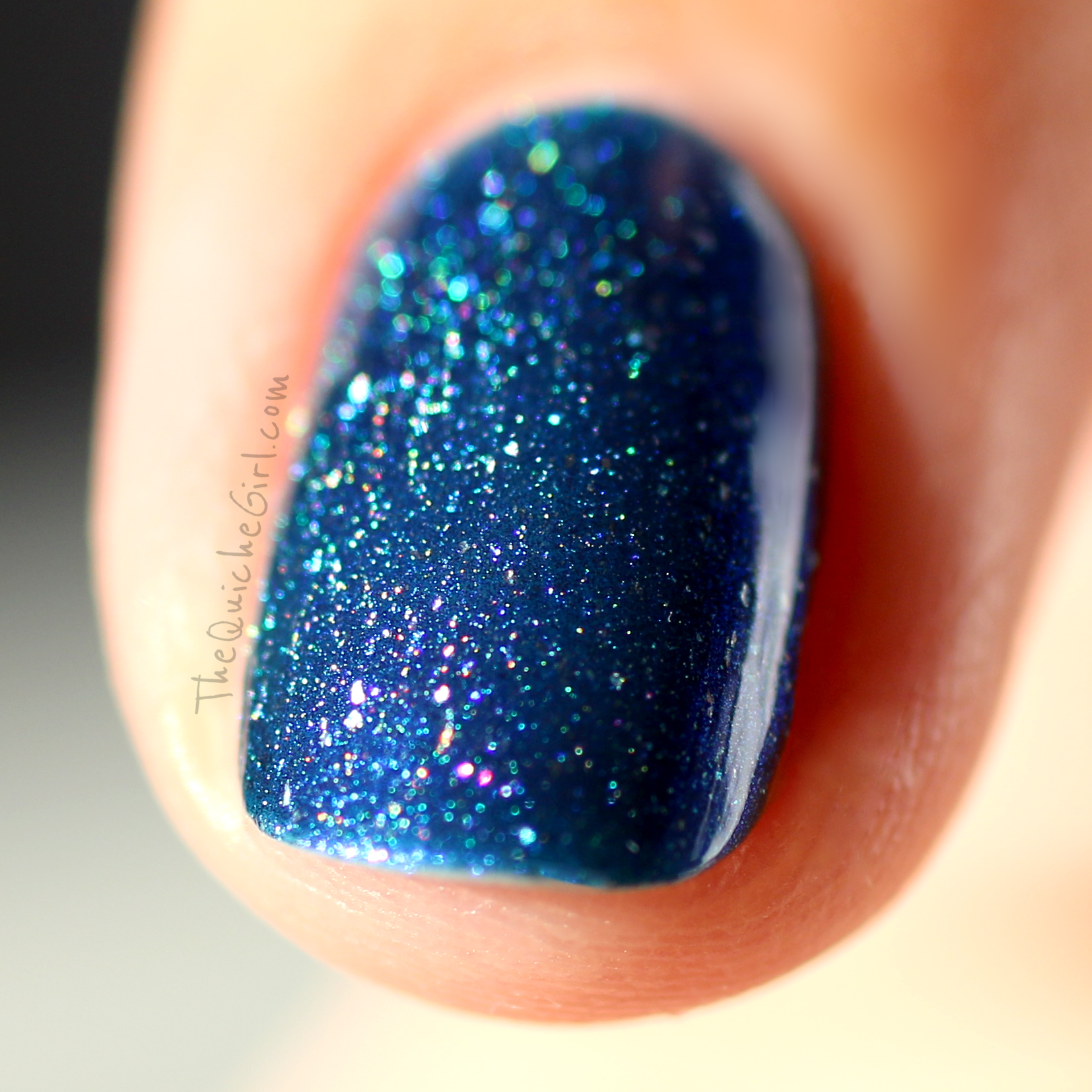 crush on blue, swatch, QuicheGirl