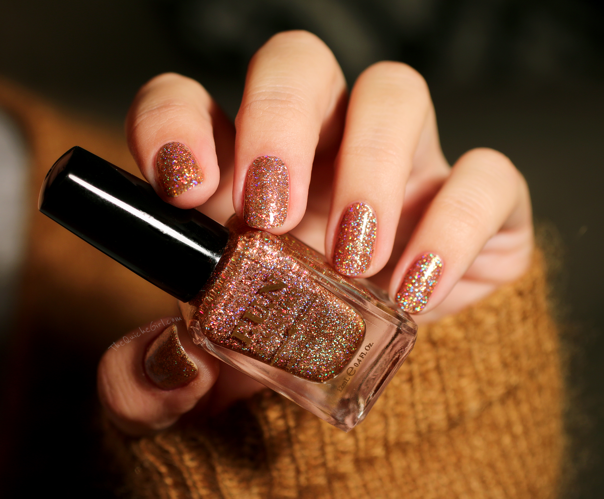 royal chapel, fun lacquer, glitter, packaging, quichegirl