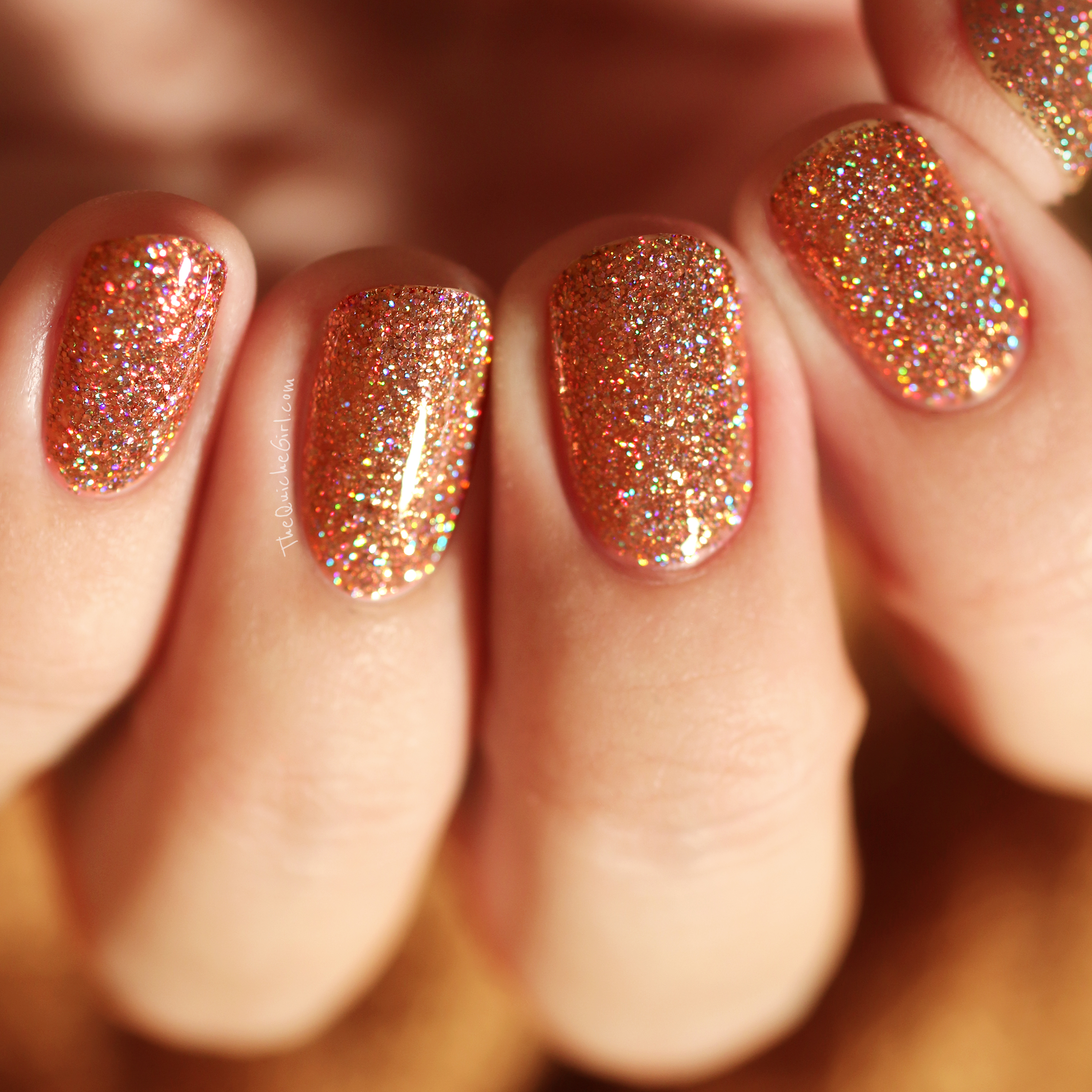 royal chapel, fun lacquer, macro, glitter , quichegirl