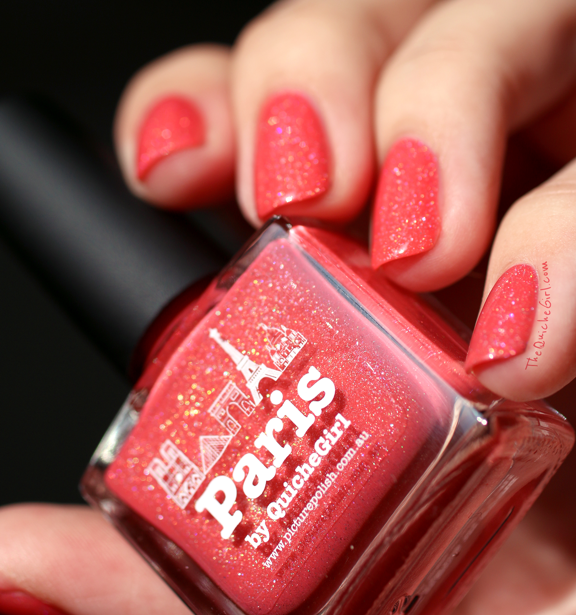 Paris, reborn, Picture Polish, packaging, QuicheGirl