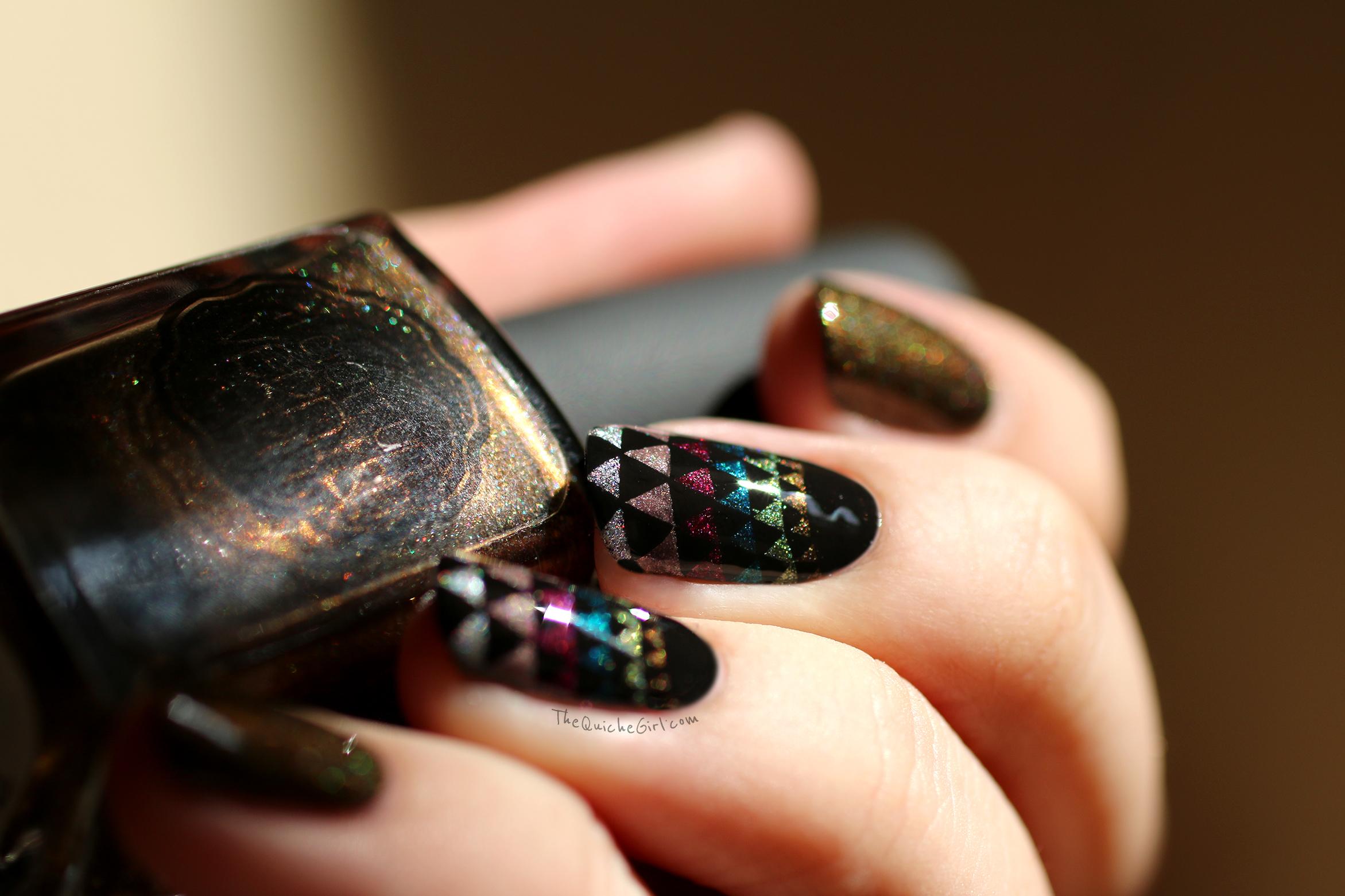 IEUV, licence to polish, kaleidoscope,Moyou, QuicheGirl