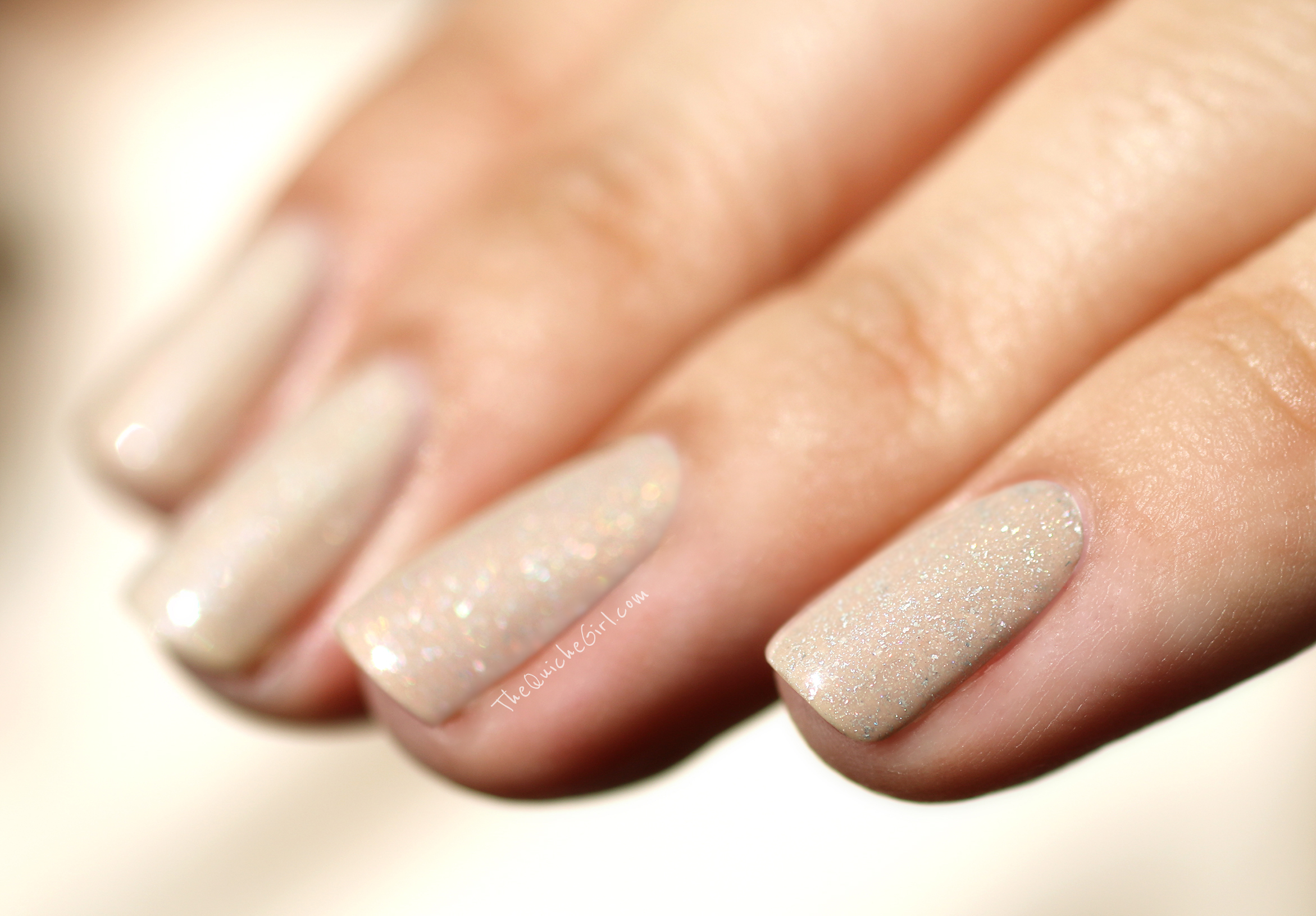 cherish, nude, piscture polish, macro, quichegirl
