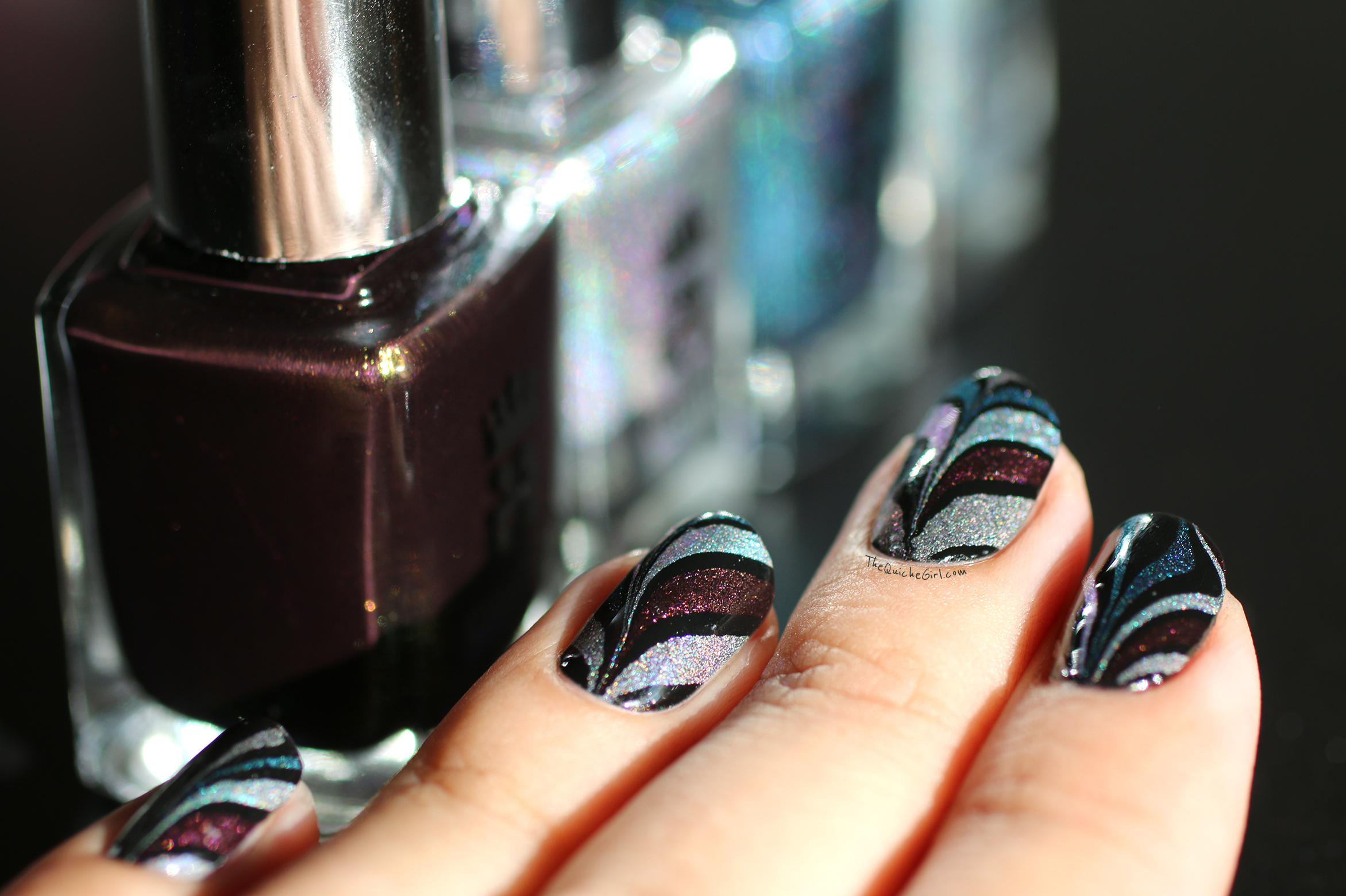 watermarble, AEngland, packagings, QuicheGirl